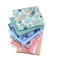 Into the Jungle Fat Fifth Bundle - Set of 8 - The Fabric Hut