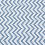 GRAY AND PASTEL STRIPES - 1/2 YARD - The Fabric Hut