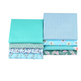 Fat Fifth Bundle - Green Bliss Collection - Set of 8 - The Fabric Hut