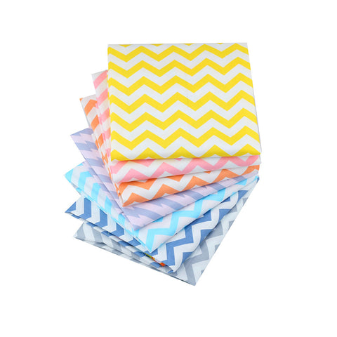 Fat Fifth Bundle - Zig Zag Collection - Set of 7 - The Fabric Hut