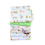 Fat Fifth Bundle - Cartoons Handmade Collection - Set of 8 - The Fabric Hut