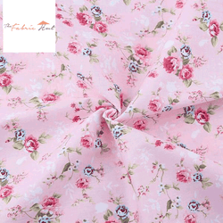 Rose Floral - 5 Yard - The Fabric Hut