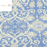 Blue Print - 1/2 Yard - The Fabric Hut