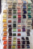 Premium Sulky Heavy 12 Wt Mercerized Cotton 330 Yards- Various Colors - The Fabric Hut