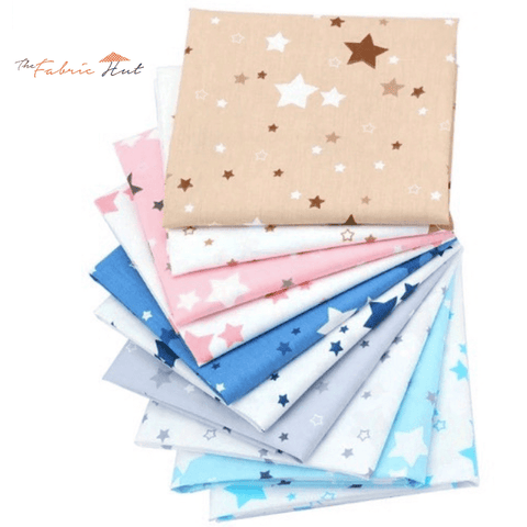 Fat Fifth - All Stars Collection - Set of 10 - The Fabric Hut