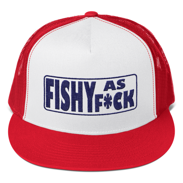Fishy as F*ck Trucker