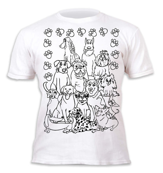 kids, children, chlidrens, colour in t-shirt, art2colour, art 2 colour, splat planet, Butterflies, colouring, colour in, personalise, Magic,