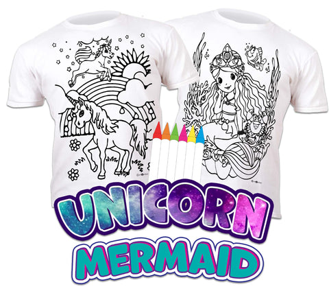 Unicorn and Mermaid Bundle