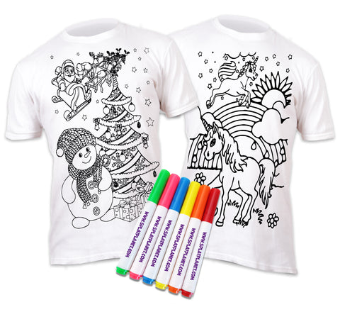Unicorn and Christmas Bundle