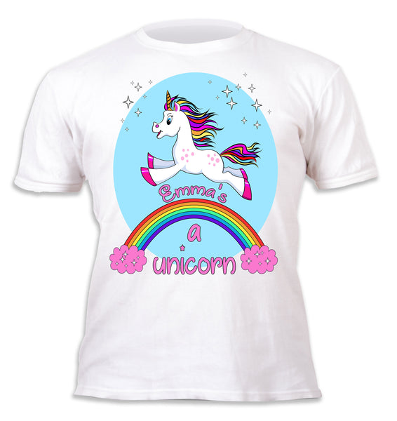 Unicorn Personalised