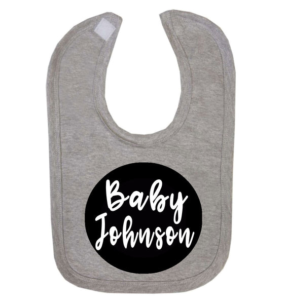 Hipster Baby Personalised