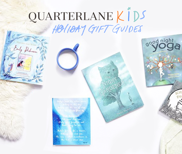 QL Kids Gift Guide: Books for Bedtime