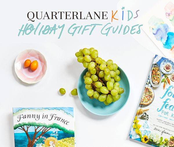 QL Kids Gift Guide for the Epicurean