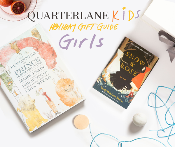 QL Kids Gift Guides: For Girls!