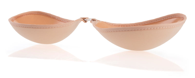 Rose LeMarc Intimates Strapless Comfort Oval Lift Bra, Beige