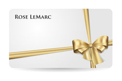 Rose LeMarc Platinum Gift Card - Rose LeMarc