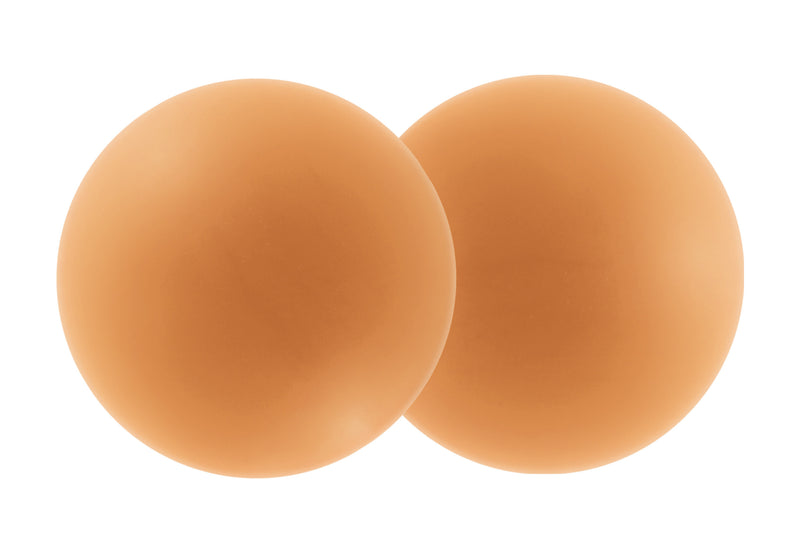 Essentials Silicone Nipple Covers for Medium Skin Tone
