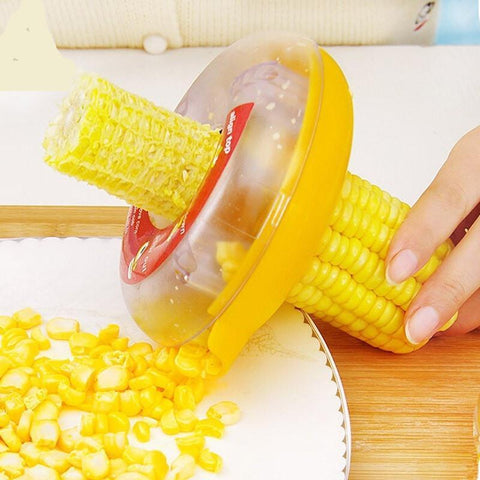 Cooking Help Hq Home Corn Kerneler, Corn Stripper, Cob Peeler Remover,Thresher Stripper. Free Shipping!