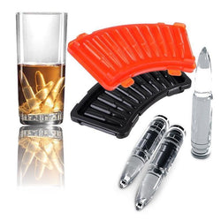 Cooking Help Hq Home Free, just pay S&H. Rifle Bullet Shape Ice Cube Tray Mold.  Limited supply.