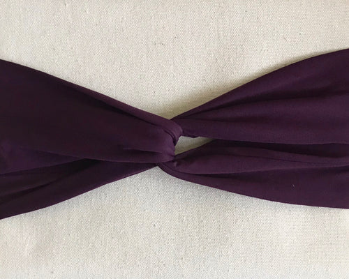 Deep Purple Turban