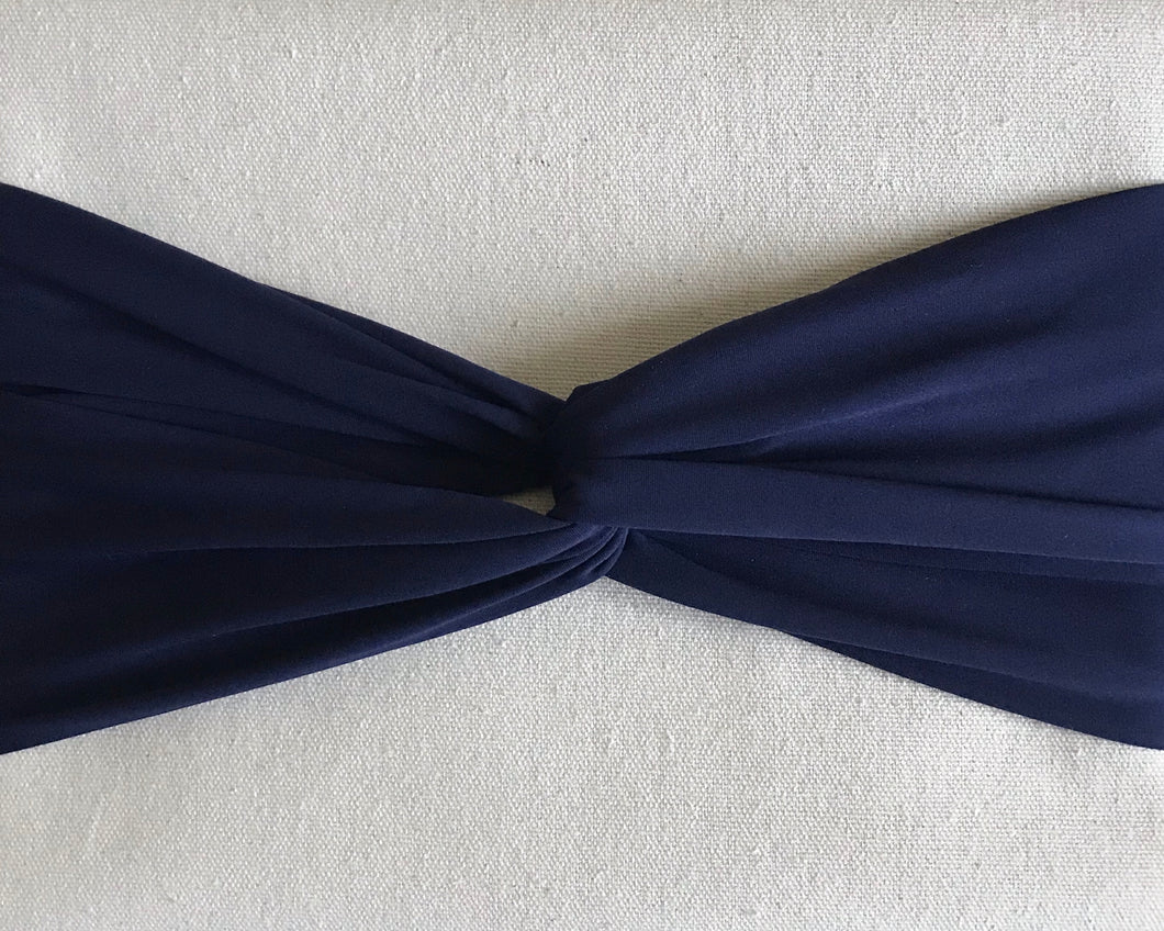 Dark Indigo Turban