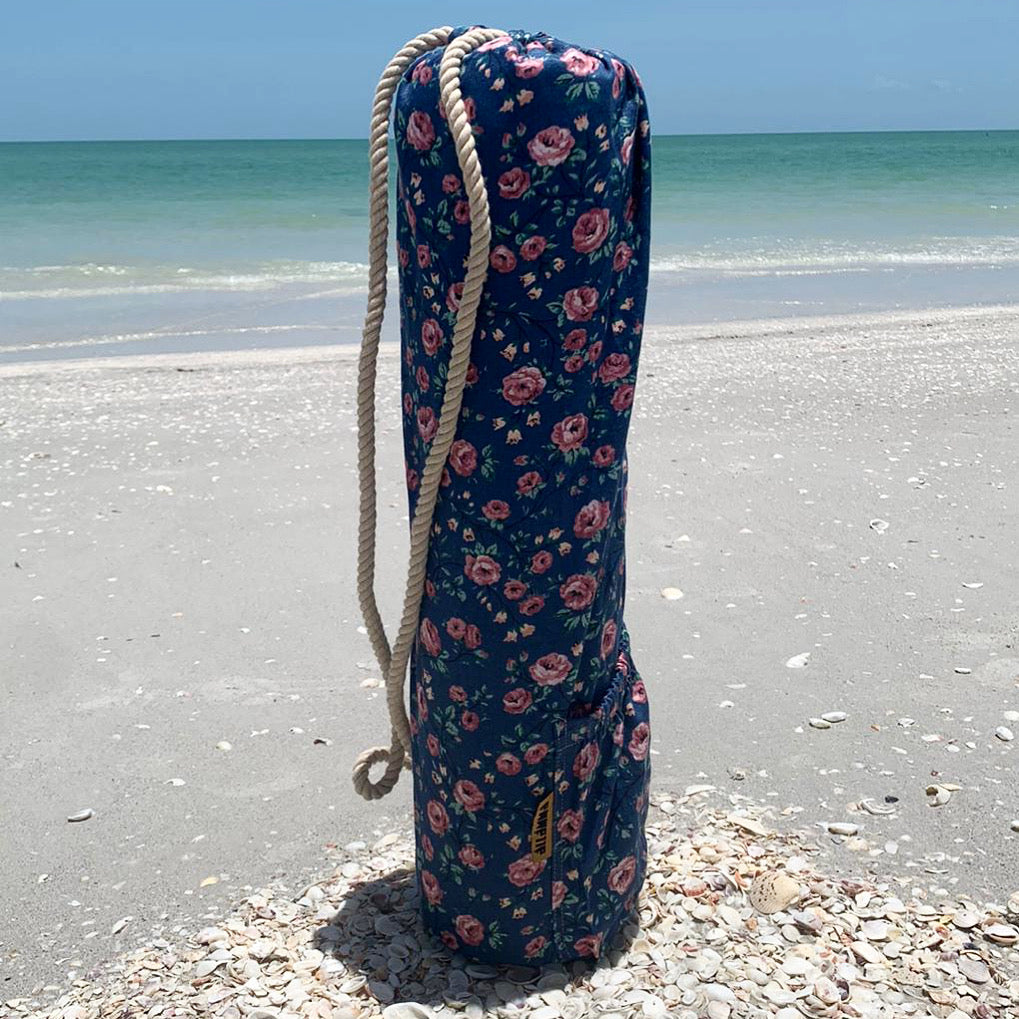 Copy of Ocean Boho Yoga Mat Bag