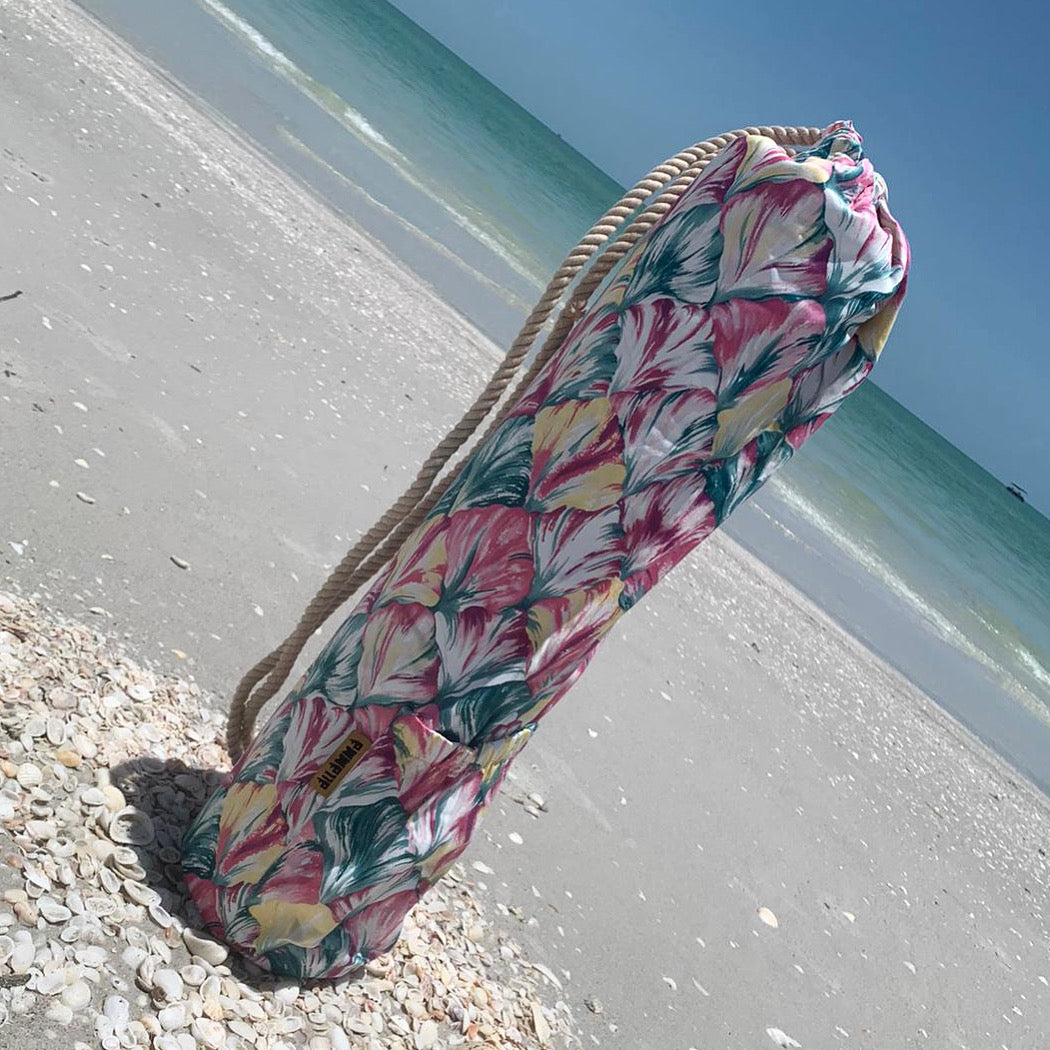 Paradise Yoga Mat Bag