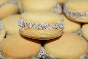 Vegan Alfajores - South American Dolce De Leche Delight