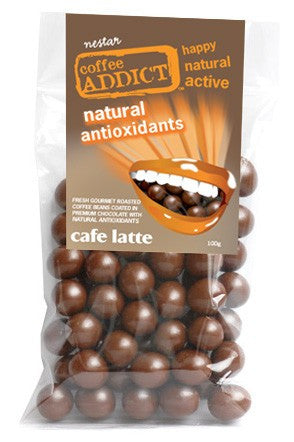 Cafe Latte 100g - Nestar Chocolates