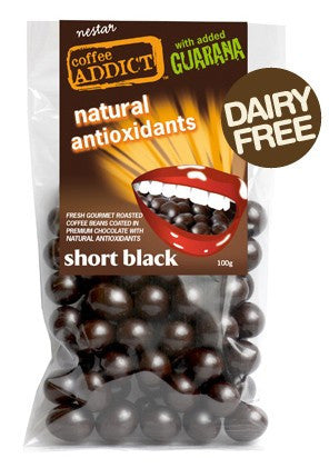 Short Black 100g - Nestar Chocolates