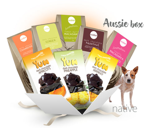 aussie box - Nestar Chocolates