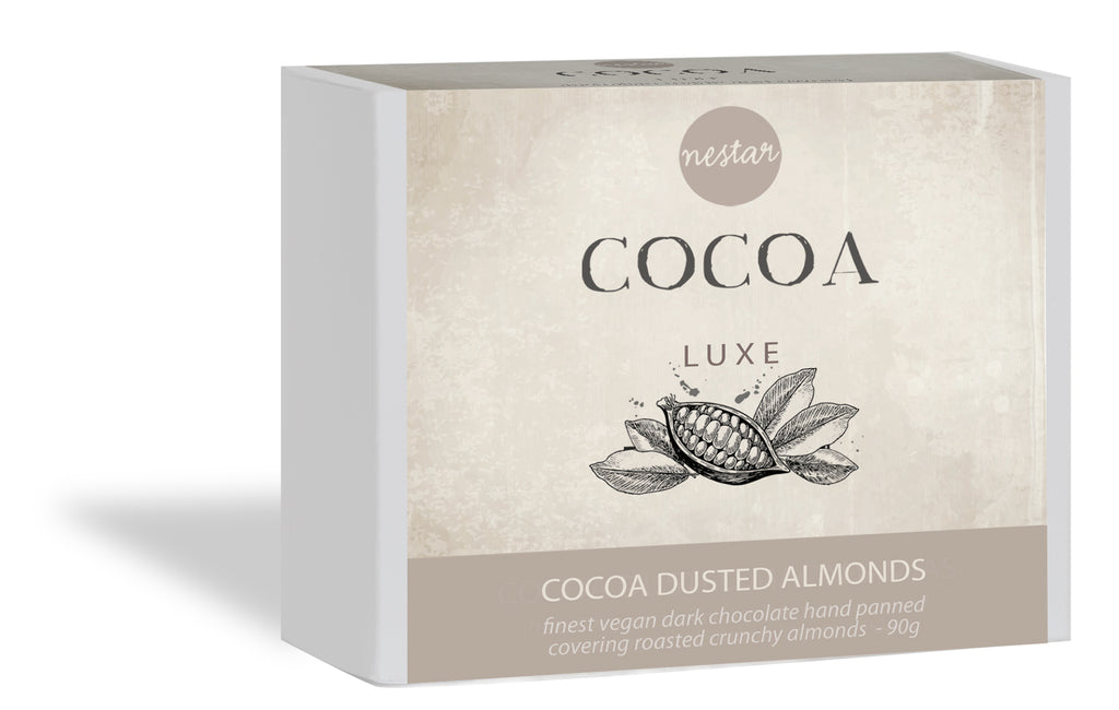 Cocoa Luxe - Cocoa Dusted Almonds