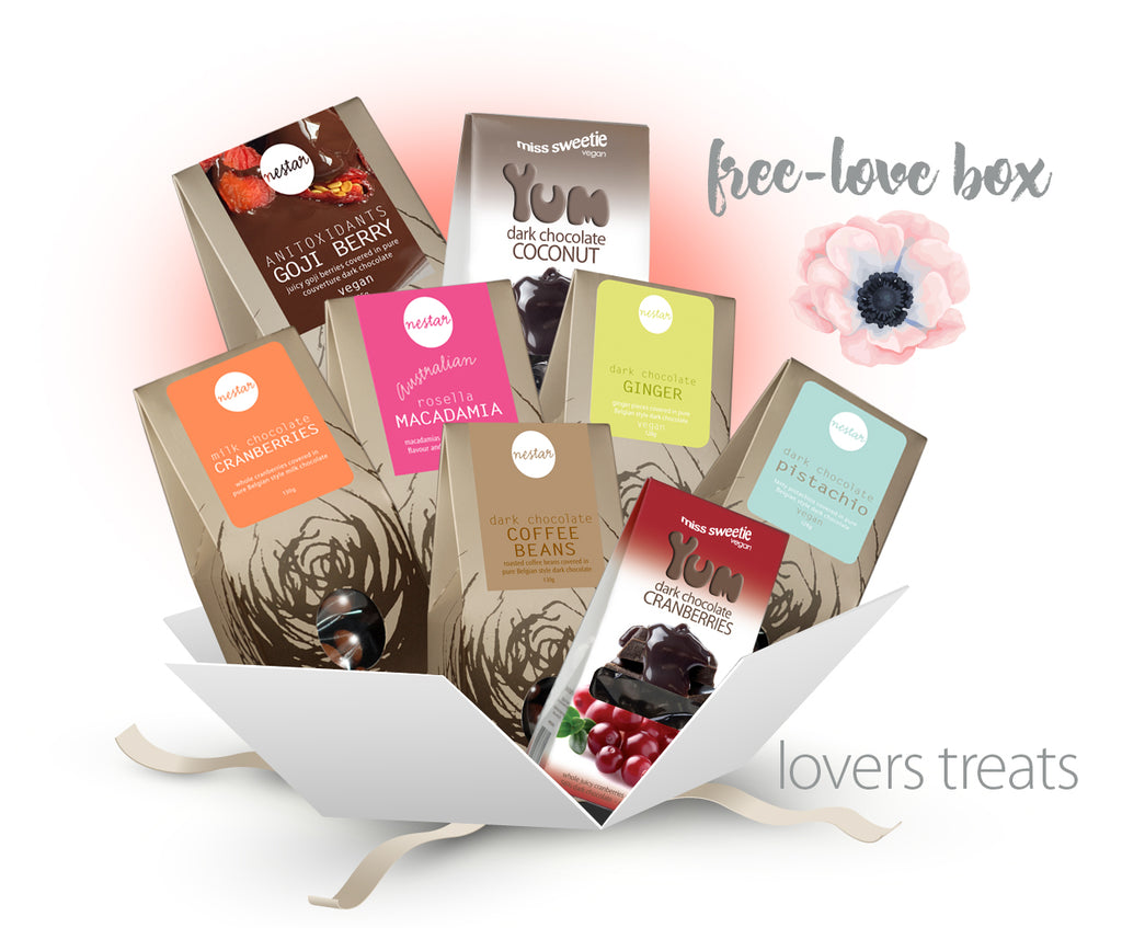 free lover box - Nestar Chocolates