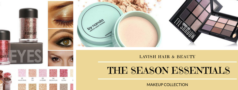 Lavish Hair & Beauty Makeup Collection