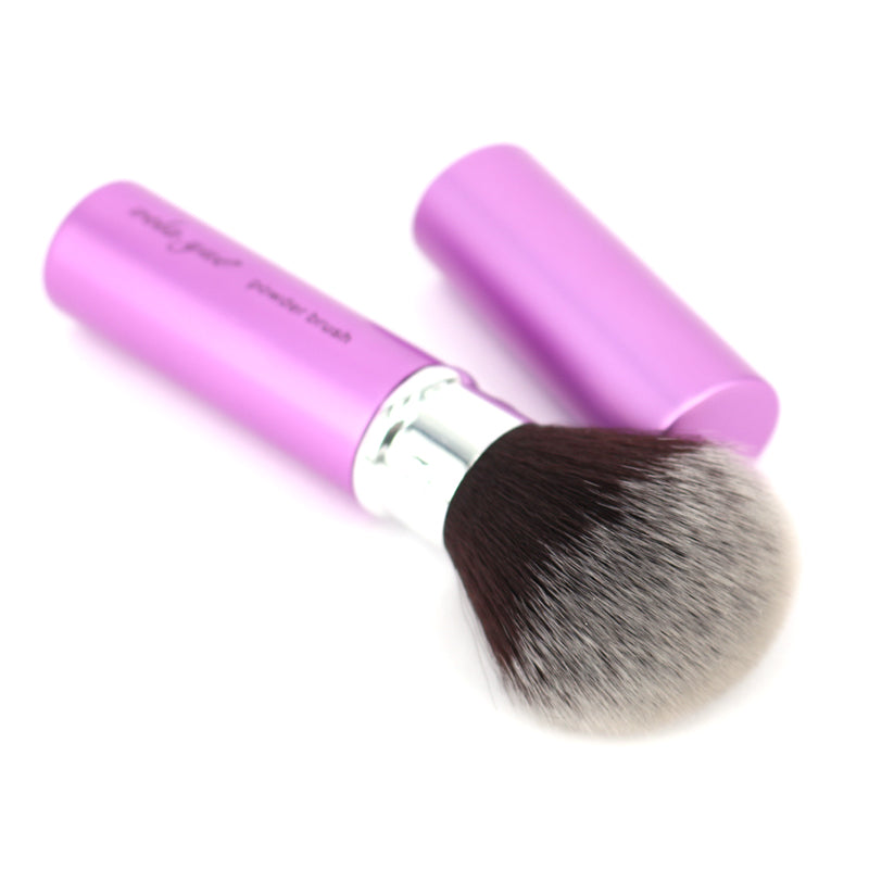Retractable Aluminium Makeup Brush