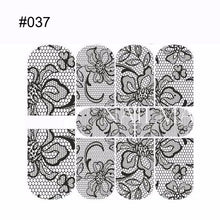 1 Sheet Nail Art Water Decal Aztec Transfers Stickers