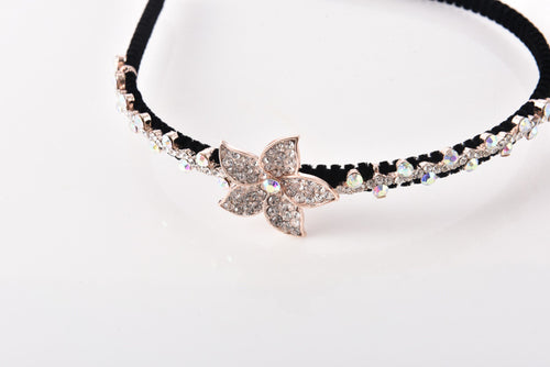 Korean Style Crystal Rhinestone Headband Hair Accessory