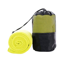 Quick-drying Towel Beauty Microfiber Outdoor Sports Camping Travel Towels With The Bag