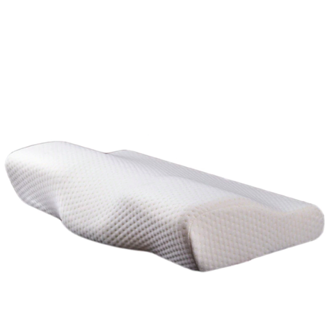 GetBodyPillow ComfySleep Cervical Contoured Orthopedic Memory Foam Pillow for Neck and Shoulder Pain