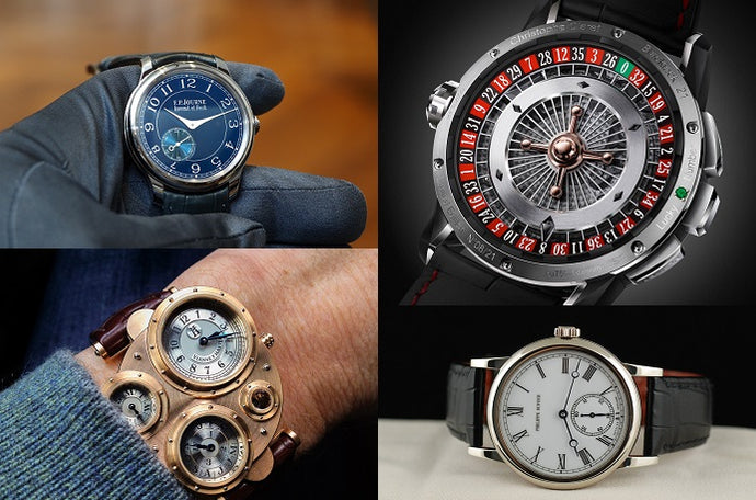 Famous Watchmakers You Should Know | Top 4 Modern Day Watch Makers