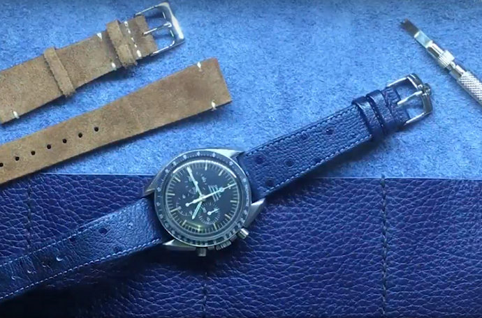 How to Change A Watch Strap | Replacing a Leather Watch Band DIY Tutorial