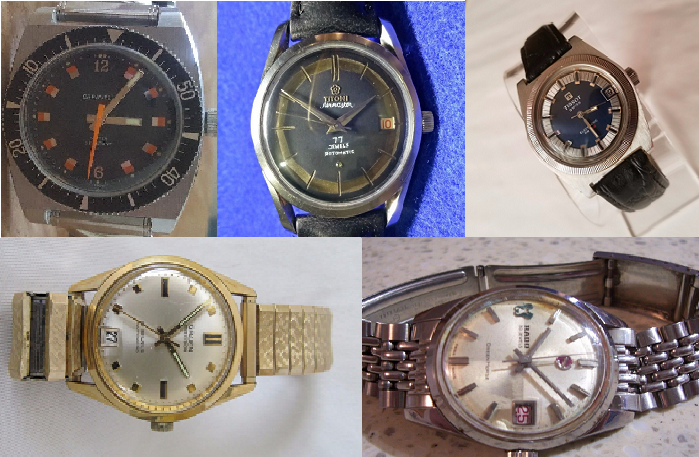 Vintage watches to buy under 100 dollars top 5 timepieces wabistraps wabi straps for Watches under 100