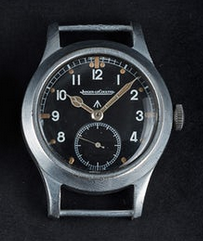 Jaeger Le Coultre Military Watch - Dirty Dozen