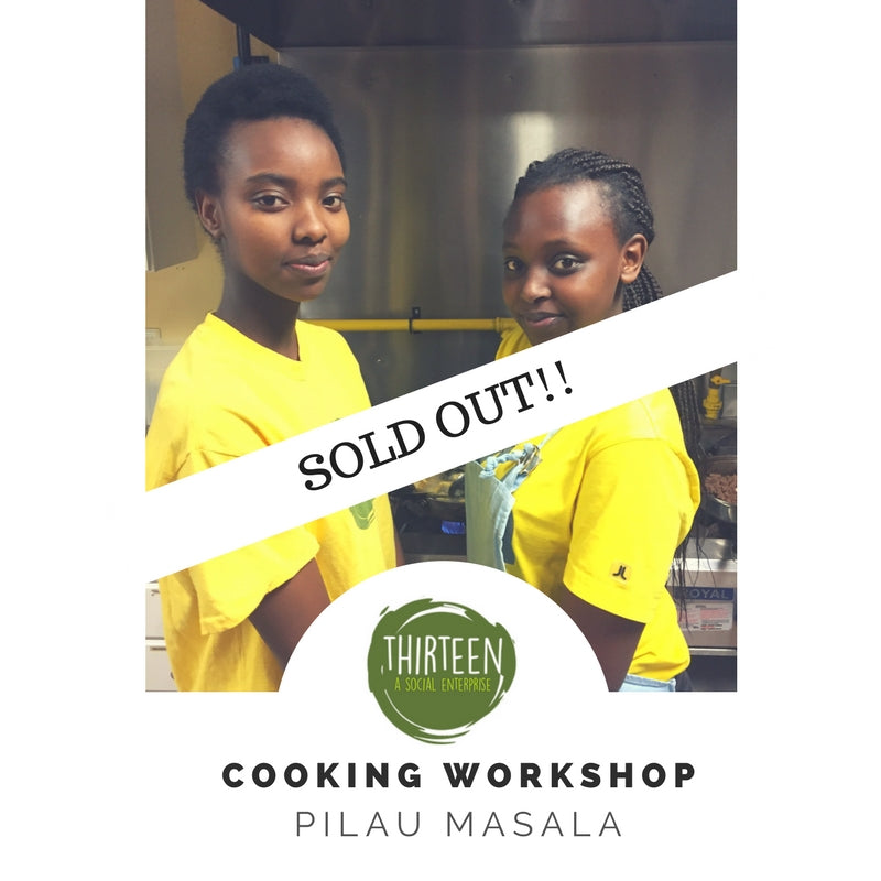 Thirteen Cooking Worshop