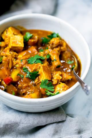 Tofu Curry
