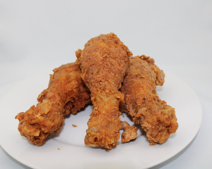 Fried Berbere Chicken