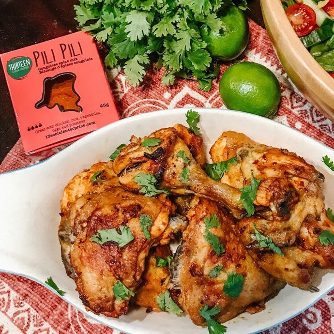 Pili Pili Marinated Chicken