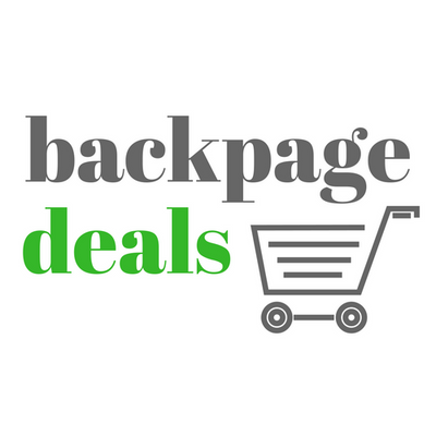 Backpage Deals