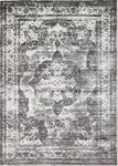 4-foot x 6-foot Mistana Brandt Area Rug-Dark Gray