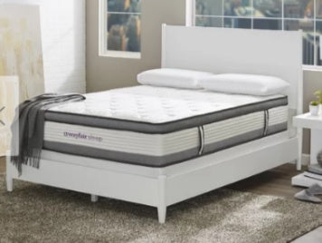 "Wayfair Sleep-Queen Hybrid 12"" Mattress"